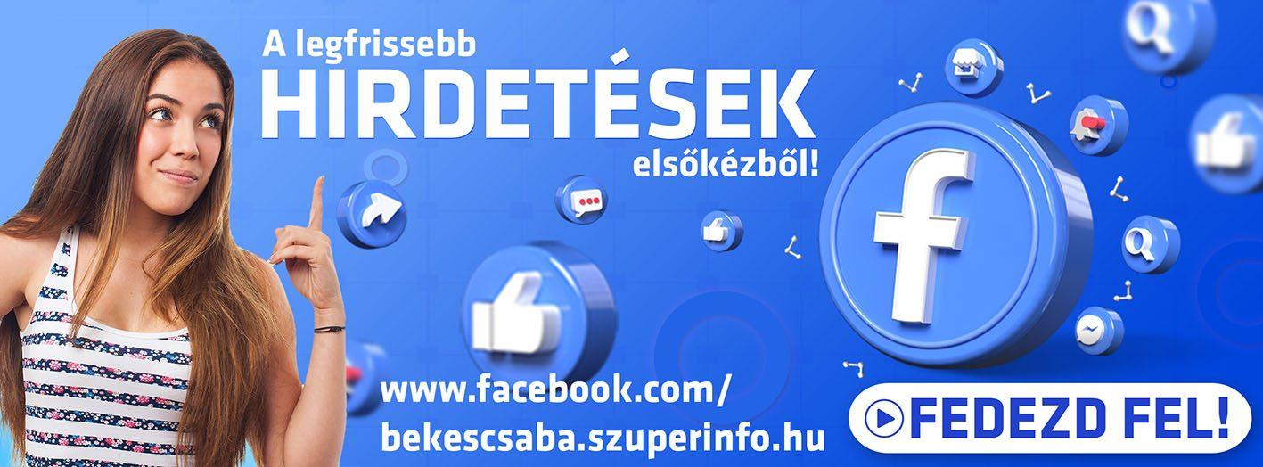 Szuperinfo Facebook info
